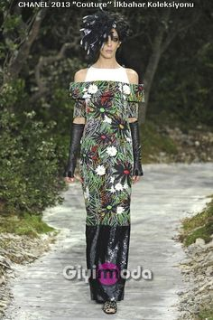 "Chanel 2013 Spring ""Couture"""