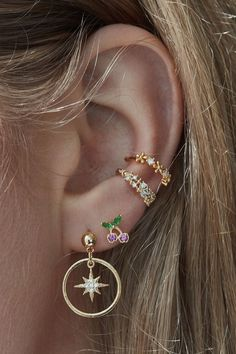 Wishbone Earrings / Wish Bone Stud Earrings Gold/ Symbol Earrings / Simple Good Luck Charm Statement Earrings Gift for Her - Fine Jewelry Ideas Black Stud Earrings, Round Earrings, Cute Earrings, Silver Earrings, Crystal Earrings, Ear Jewelry, Cute Jewelry, Jewelry Accessories, Jewlery