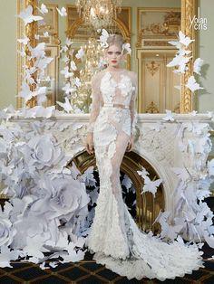 Victorian Affinity Galia Lahav Spring 2018 Wedding Collection