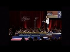 Sarah Palin Rocks CPAC 2015 ➠ Full Video