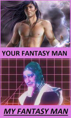 Fantasy Man, Noel Fielding, Luxury comedy.