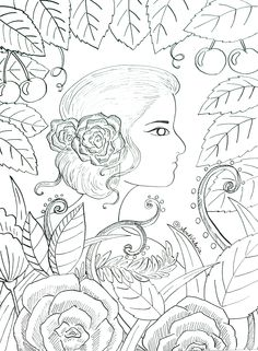 Page from my coloring book. To download https://drive.google.com/file/d/0Bwc5EWd_HYP3Y2lvYk1QN3BqcUU/view?usp=sharing  See more on my inst @artvaleria Or on my blog http://art-valeria.blogspot.com/
