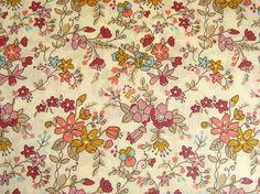 Basildon Park ~ Liberty Tana Lawn Fabric - #textile