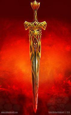 King+Arthur's+sword+by+Colin-Ashcroft.deviantart.com+on+@deviantART