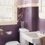 Purple Bath Color
