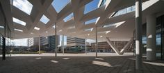 K4 Office Building / 3h office architects