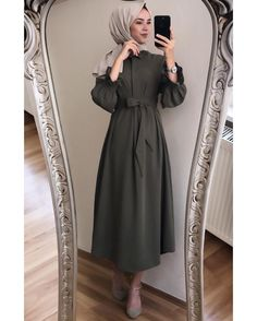 Muslim Fashion 672866000565670624 - Source by esmasemabascesme Hijab Dress Party, Hijab Style Dress, Modest Fashion Hijab, Modern Hijab Fashion, Muslim Women Fashion, Street Hijab Fashion, Hijab Fashion Inspiration, Fashion Dresses, Fashion Fashion