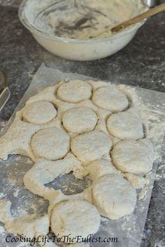 Homestyle Buttermilk Biscuits