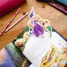Rapunzel Lesezeichen