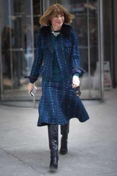 The 1 Thing Anna Wintour Has Never Worn Before