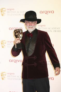 In a piece published in The Guardian in May, Pratchett wrote powerfully about living with dementia. | Sir Terry Pratchett Has Died Aged 66