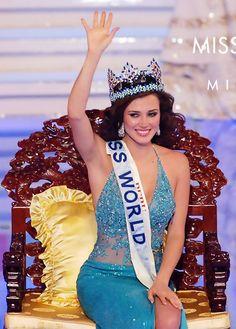María Julia Mantilla (Peru) - Miss World 2004