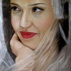 Ruben Belloso Artist   ... photorealistic pastel portraits by Rubén Belloso Adorna - 1 - Pelfind