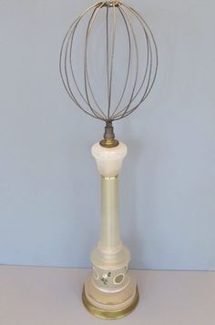 hat stand from lamp