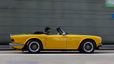 Triumph TR6, I totally want one of these