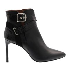 @donaldjpliner booties with adjustable ankle straps are the shoes we need to pair with our black jeans