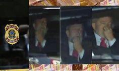 Lula sai com cara de 'será que vou preso?', após depoimento sobre vendas de medidas provisórias
