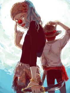shanks and buggy from one piece. gotta love those two