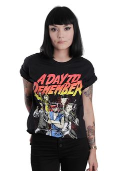A Day To Remember - 2nd Sucks - T-Shirt - A Day To Remember - Officiële Merchandise Webshop - Impericon Nederland
