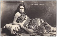 RP: A Maori Maiden , New Zealand , 00-10s Item number: 264928117  - Delcampe.com