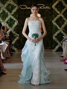 Oscar de la Renta - Bridal 2013 Look 21; one of my all time favorites