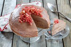 DEJA CULTE ce gâteau de crèpes au Nutella