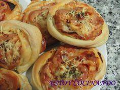 ESTOY COCINANDO: ROLLER PIZZA