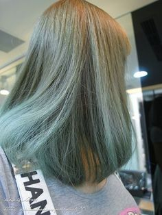 8 Facts You Never Knew About Ash Green Hair Color Ash Green Hair Green Hair Colors Ash Green Hair Color