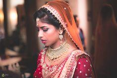Wed Me Good | Indian Wedding Ideas & Vendors Online | Bridal Lehenga Photos | bridal Beauty | red bridal lehenga