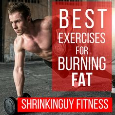 Everyone wants to know: which exercises burn the most fat? Fortunately we have published scientific data that gives us this information, but it is a little difficult to understand. In this post I have boiled the data down to a specific list of top fat-burning exercises so that you can optimize your workouts.
