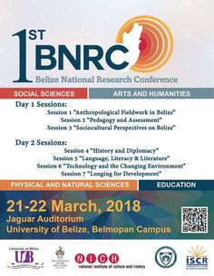 1st Belize National Research Conference