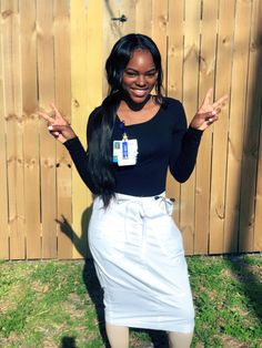 @tammyjay07 Nursing skirt scrubs