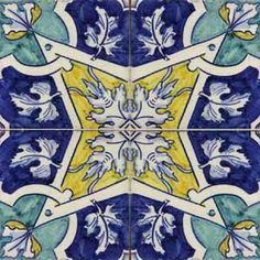 Decorative Spanish Tile 17Th Century Italian Tile Murals Spanish Tile Victorian Tile