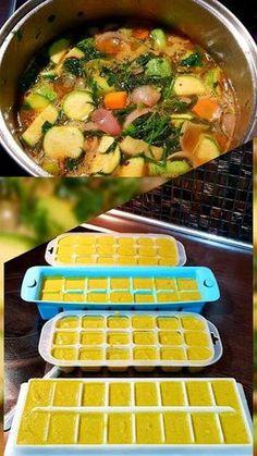 Σπιτικοί κύβοι λαχανικών !!! ~ ΜΑΓΕΙΡΙΚΗ ΚΑΙ ΣΥΝΤΑΓΕΣ 2