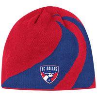 FC Dallas adidas Corner Kick Knit Hat- might need this