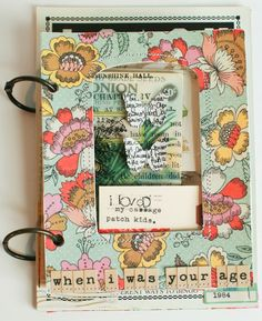 A Project by gluestickgirl ---oh how I love this!
