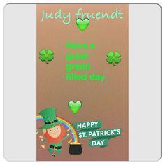 Happy #stpatricksday #stpattysday #workfromhomemom #workfromhome #homebusiness #homebiz #entrepreneur by judyfruendt