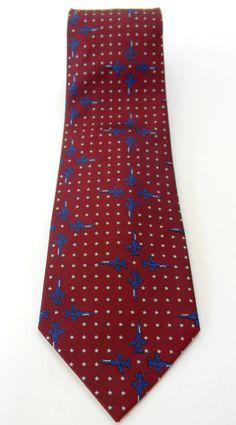 Sea Life Tie Fish Neckties Mens Tropical Ocean Coral Neck Tie NWT