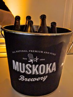 fundraiser for #Sickkids #MuskokaBrewery Beer donated by them