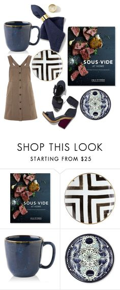 """мода"" by olgahouse ❤ liked on Polyvore featuring Williams-Sonoma, Christian Lacroix, Juliska, NOVICA and Topshop"