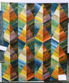 745 Best I want to make 3D QUILTS!! images in 2019 | Fabrics