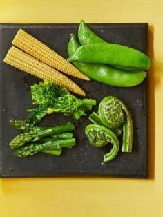 【ELLE】すきまの名おかず1 茹で野菜しょうゆ洗い 「お弁当上手」へのマックス近道 エル・オンライン