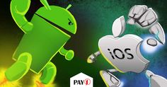#Android or #IOS ! What do you think which one is the best? Give your answer & defend your favourite OS. #Debate #Pay1