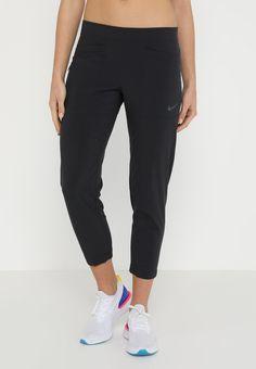 Nike Performance SWIFT RUN DIVISION PANT - Pantalones - black - Zalando.es 92d625d3ccf50
