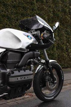 Generation Bobber: Hammer Kraftrad BMW K 75S Umbau