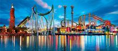 Топ-10 лучших парков развлечений в мире « FotoRelax