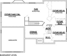 Basement Floor Plan Nice Ideas