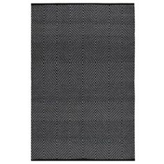 Shop for Indo Hand-woven Zen Dark Black/ Bright White Geometric Flat-weave Area Rug (3' x 5'). Get free shipping at Overstock.com - Your Online Area Rugs Outlet Store! Get 5% in rewards with Club O!