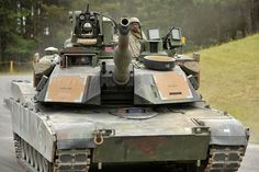 Inside the US Army's Lethal New M1A2 SEP v.3 Abrams Main Battle Tank | The National Interest Blog