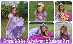 5 Princess Sofia Role-Playing Moments to Capture and Share